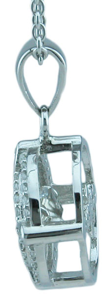 Wholesale Sterling Silver Dancing Pendant