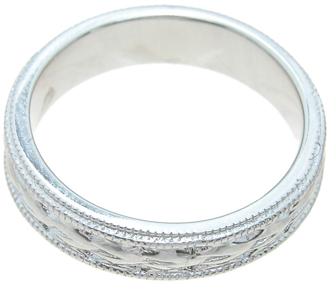 wholesale 925 sterling silver wedding band