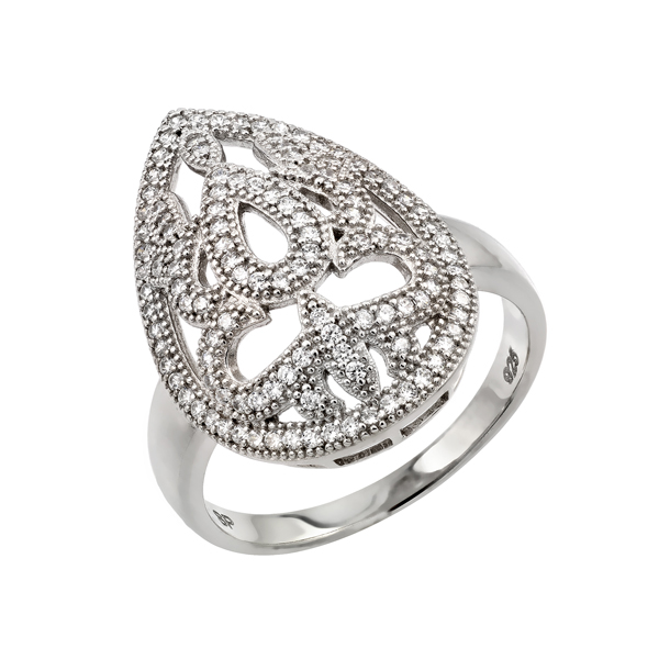Offers wholesale 925 sterling silver micro pave rings at